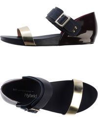 United Nude Blue Sandals - Lyst