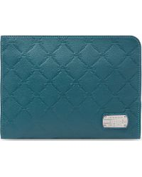 Longchamp Lm Cuir Ipad Mini Case in Menthe 796 - Lyst