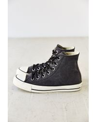 Converse Chuck Taylor All Stars Washed High-top Mens Sneaker - Lyst