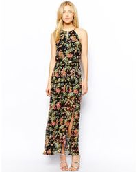 Oasis Butterfly Blossom Maxi - Lyst