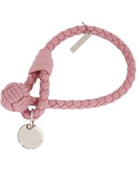 Bottega Veneta | Intrecciato Leather Bracelet | Lyst