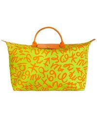 Longchamp - Jeremy Scott Zodiac Travel Bag - Lyst