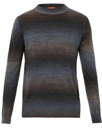 Missoni Dégradé Stretchknit Sweater - Lyst