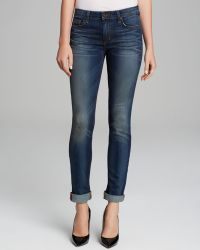 Joe's Jeans Japanese Denim Rolled Slim Boyfriend in Haru - Lyst