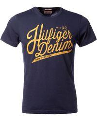 Tommy Hilfiger Federer Tshirt - Lyst