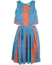 Morgan Carper Azalea Dress - Lyst