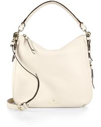 Kate Spade Cobble Hill Leather Hobo - Lyst