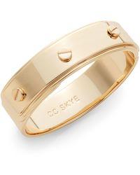 CC SKYE Taylor Screw Cuff Bracelet - Lyst
