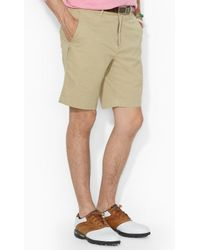 Polo Ralph Lauren Links Fit Stretch Short - Lyst