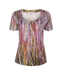 Paul Smith 'Country Walk' Print Cotton T-Shirt - Lyst