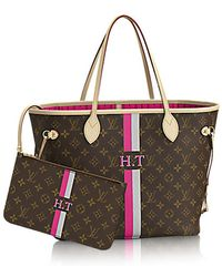 Louis Vuitton Neverfull Mm Mon Monogram - Lyst