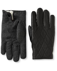 Banana Republic Quilted Leather Glove - Lyst