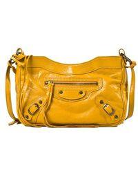 Balenciaga Hip Shoulder Bag - Lyst