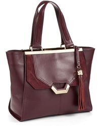 Dolce Vita - Dual Handle Tote Bag - Lyst