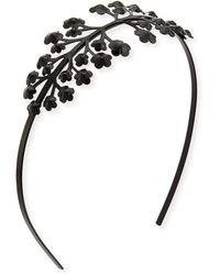 Tuleste - Florette Metal Headband - Lyst
