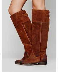 Free People Reckon Tall Boot - Lyst
