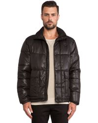 G-star Raw Bearing Puffer Jacket - Lyst