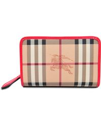 Burberry - Balmore Wallet - Lyst