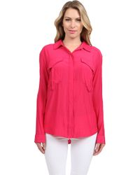 Elizabeth And James Erickson Shirt - Lyst