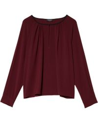 Otte New York R Julie Blouse - Lyst