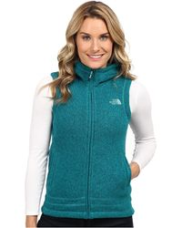 The North Face Novelty Crescent Vest - Lyst
