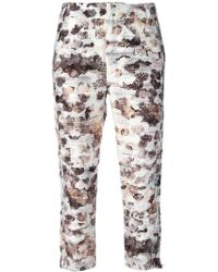 Isabel Marant Dessie Trousers - Lyst