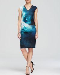 Elie Tahari Ginger Dress - Lyst