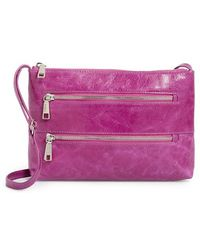 Hobo 'Mara' Crossbody Bag purple - Lyst