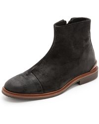 Rag & Bone Archer Zip Boots - Lyst