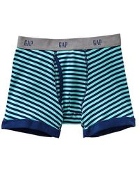 Gap Thin Striped Boxer Briefs - Lyst
