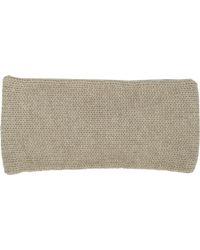 Barneys New York - Women's Rib-knit Headband - Lyst