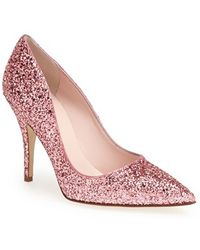Kate Spade 'Licorice Too' Pump - Lyst