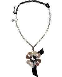 Lanvin Necklace - Lyst