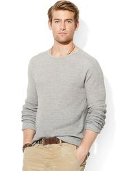 Polo Ralph Lauren Waffle Knit Thermal - Lyst