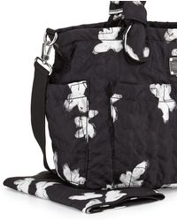 Marc By Marc Jacobs - Pretty Nylon Painted Flower Diaper Bag - Lyst