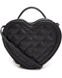 Marc By Marc Jacobs Heart Quilted Cross Boby - Lyst