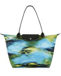 Longchamp Le Pliage Nã©O Fantasie Shoulder Bag - Lyst