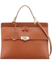 Balenciaga Le Dix Cartable Zip Satchel Bag - Lyst