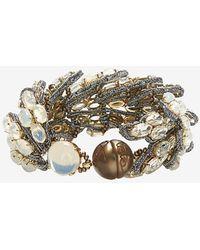 Tataborello - Crystal Bead Bracelet - Lyst