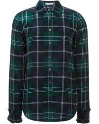 Equipment Prepster Plaid Cdc Harrison - Lyst