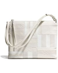 Coach The Highrise In Patchwork Leather - Lyst