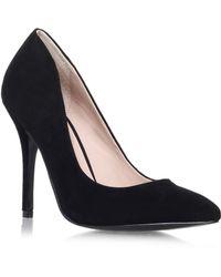 KG by Kurt Geiger Dita High Heeled Court Shoes - Lyst