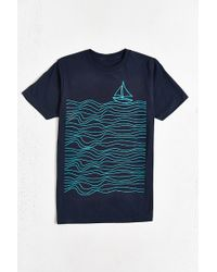 Design By Humans - Sailing Tee - Lyst