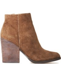 Dolce Vita Marlyn Ankle Booties - Lyst