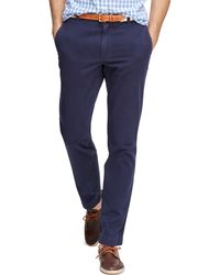 Brooks Brothers Garment-dyed Chinos - Lyst