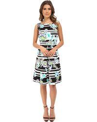 Rsvp Madison Stripe Dress - Lyst