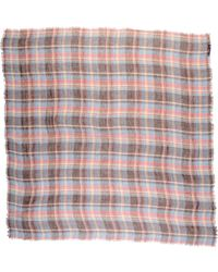 Ralph Lauren Collection Square Scarf - Lyst
