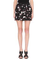 Proenza Schouler Printed Silk Skirt - For Women - Lyst