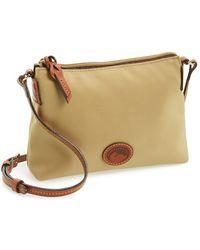 Dooney & Bourke Pouchette Crossbody Bag - Lyst