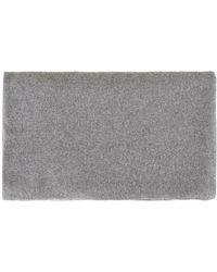 Topshop Cashmere Blanket Scarf - Lyst